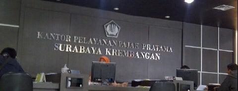 KPP Pratama Surabaya is one of Government of Surabaya and East Java.
