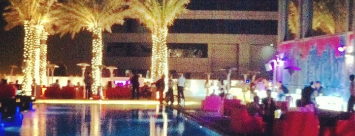 Coco Lounge is one of Dubai.