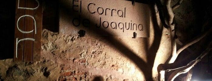 El Corral De Joaquina is one of De Viaje Por España.