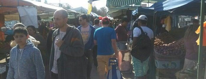 Feria Libre Ciudad Satélite Maipú is one of corregir.