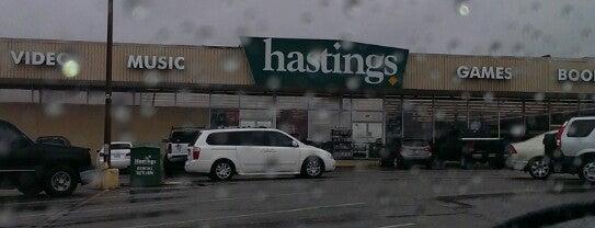 Hastings is one of Terri: сохраненные места.