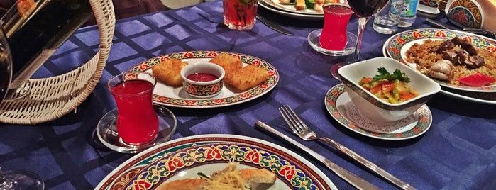 Плов без слов is one of Восточная кухня | Eastern Diner.