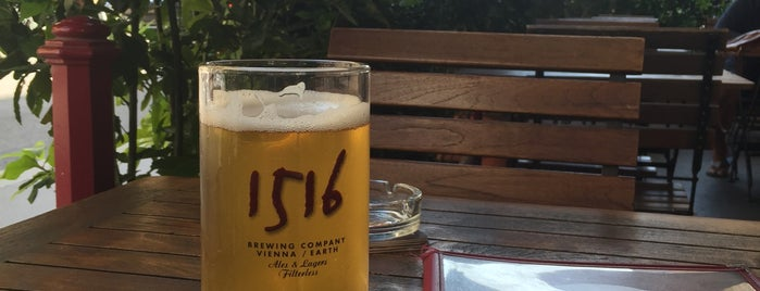 1516 The Brewing Company is one of Posti che sono piaciuti a Op Dr.