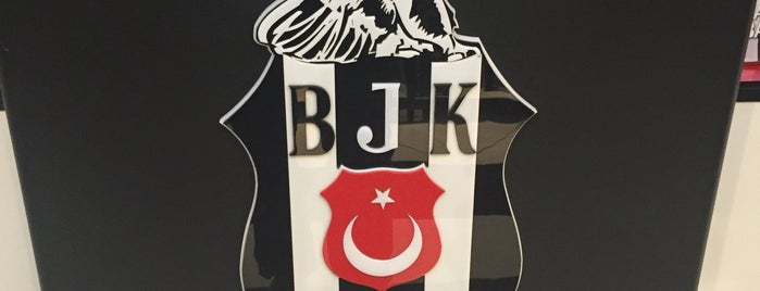 Kartal Yuvası ( BJK Store) is one of Op Dr : понравившиеся места.