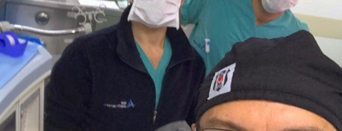 Özel Ataköy Hastanesi operation room is one of Op Dr'ın Beğendiği Mekanlar.