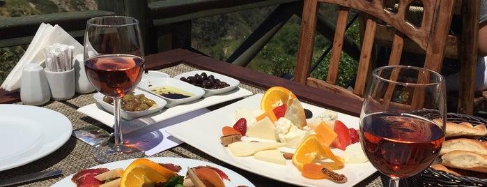 Kybele Restaurant is one of Lugares favoritos de Op Dr.