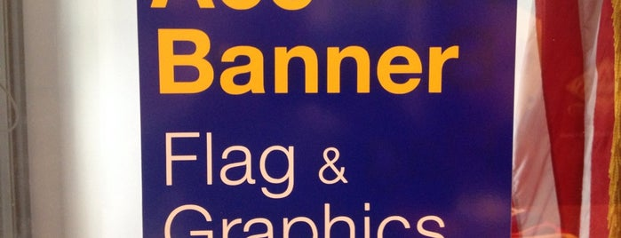 Ace Banner is one of Explore Our Chamber.