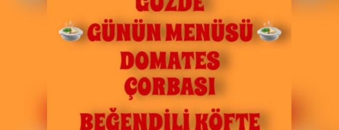 Gözde Butik Cafe&Ev Yemekleri is one of Berke'nin Beğendiği Mekanlar.