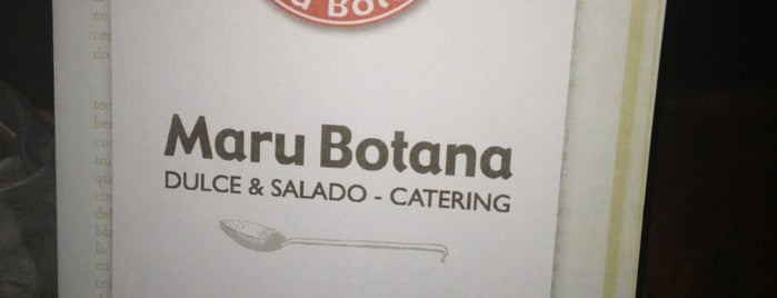 Maru Botana is one of RESTO & BAR.
