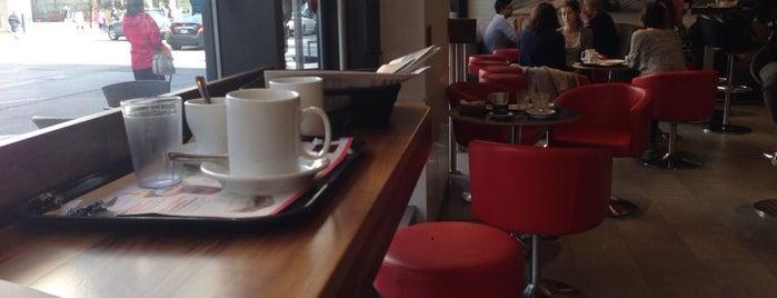 Aroma Espresso Bar is one of Toronto.