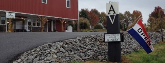 Armstrong Valley Vineyard & Winery is one of Tempat yang Disukai Tom.