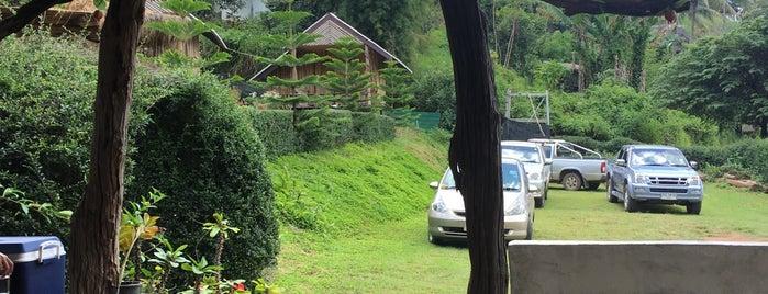 บ้านสวนกลางดอย is one of Posti che sono piaciuti a Bianca.