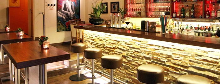 Shrimps Bar & Restaurant is one of SALZBURG SEE&DO&EAT&DRINK.