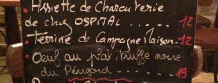 Le Garde Temps is one of Best restaurants in Europe.