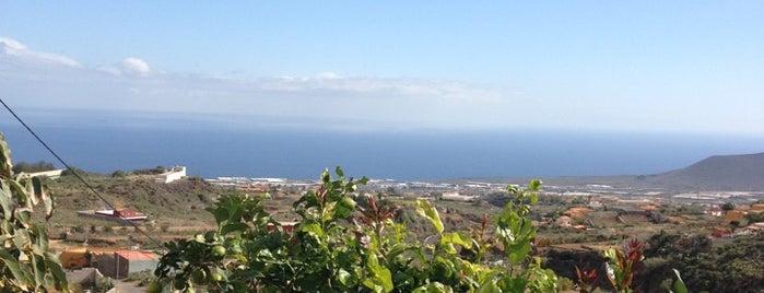 Arafo is one of Islas Canarias: Tenerife.