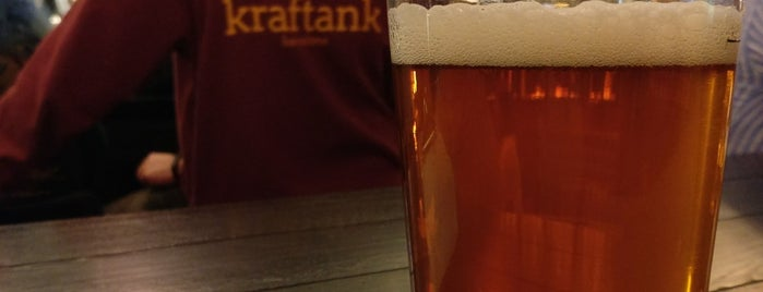 Kraftank Barcelona is one of Cervezas artesanas.