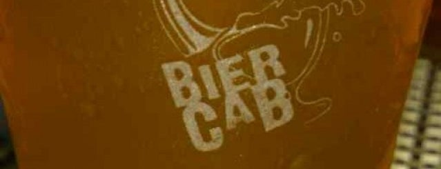 BierCab is one of barca.