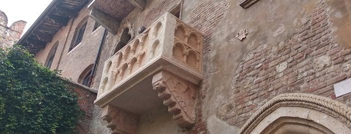 Galà di Romeo e Giulietta is one of Tahsin : понравившиеся места.