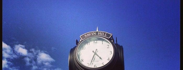 Savin Hill is one of Lugares favoritos de Sean.