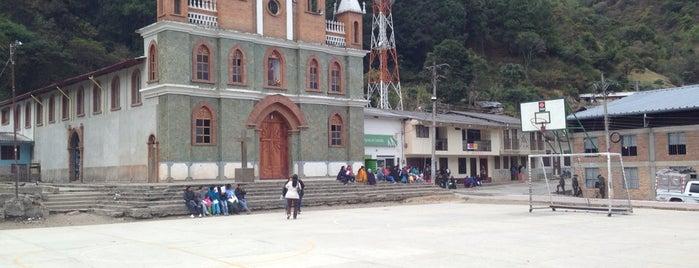 La Vega,  Cauca is one of viajes frecuentes.