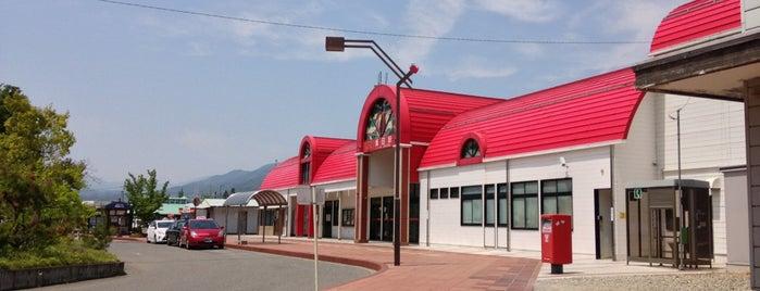 飯田駅 is one of JR 고신에쓰지방역 (JR 甲信越地方の駅).