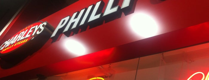 Charley's Philly Steaks is one of restaurantes Brasília.