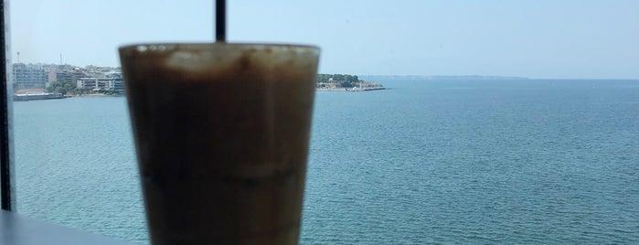 Allegro is one of Thessaloniki food.