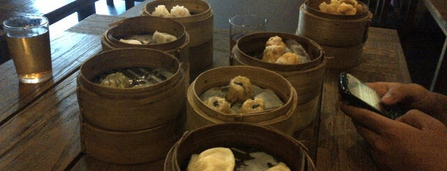 Bamboo Dimsum is one of My Favorite Place.
