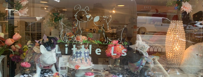 Little L's Pet Bakery And Boutique is one of 🐶.