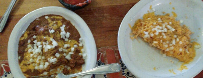 The Original Mexican Restaurant is one of Ford Fry's Classic Tex Mex.