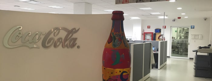 Coke LA-ASL is one of Lieux qui ont plu à Blanca.