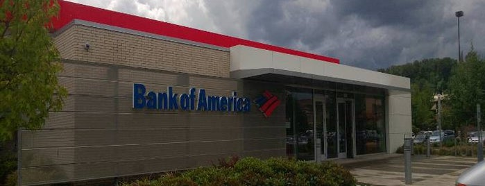 Bank of America is one of Lugares favoritos de David.