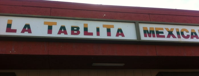 La Tablita is one of My desert Mexican food list.
