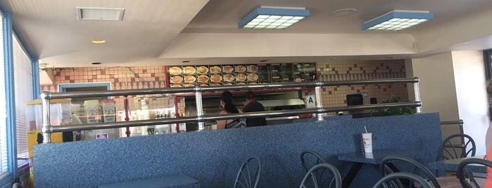 Eriberto's Mexican Food is one of list of -berto's restaurants.