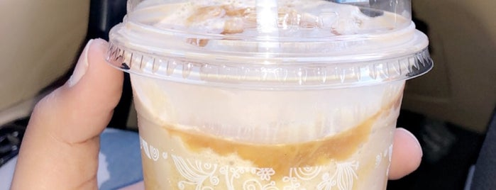 قهوة الطريق Road Cafe is one of Tempat yang Disukai Aziz.