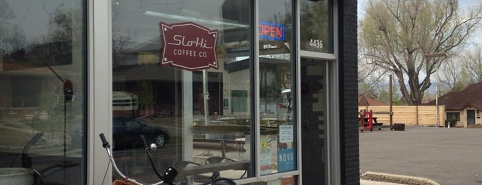 Slohi Coffee Co. is one of Denver.