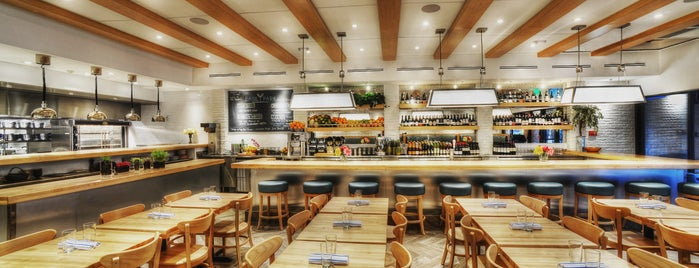 Basil Park is one of Ten Best Miami Restaurants to Open in 2014.