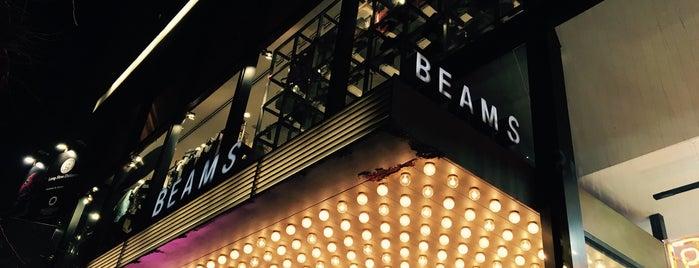 BEAMS 本社 is one of Japan.