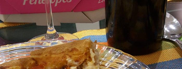 Penélopes pizzas is one of Orte, die Carla gefallen.