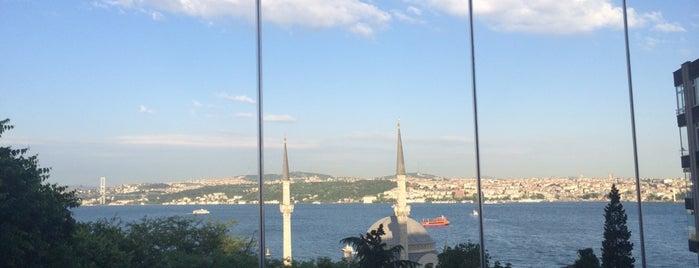 Topaz Restaurant is one of İstanbul Yeme&İçme Rehberi - 1.