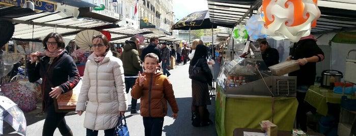 Marche Rue de Montmartre is one of Paris.