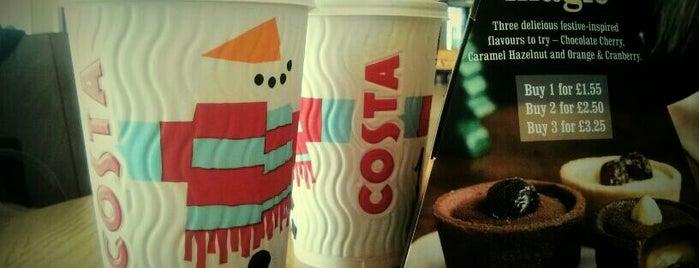 Costa Coffee is one of Tempat yang Disukai 🐝Nhag.