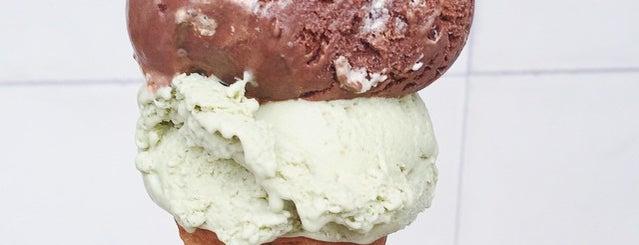 Van Leeuwen Artisan Ice Cream is one of ICE CREAM IN NYC.