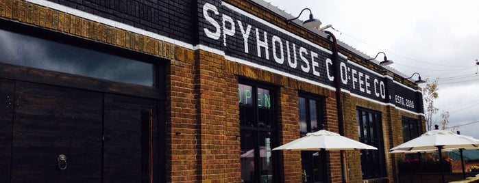 Spyhouse Coffee is one of Bars and Restaurants to Check Out.