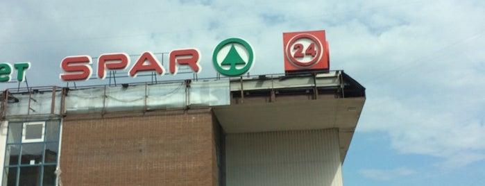 SPAR is one of สถานที่ที่ Дарина ถูกใจ.