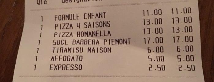 Pizzeria Romanella is one of Posti che sono piaciuti a Eric T.