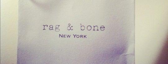 Rag & Bone is one of More Manhattan.