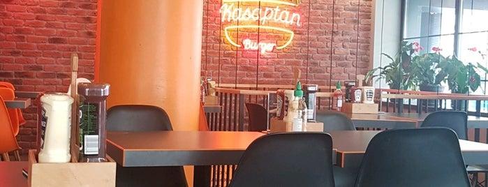 Kasaptan Burger is one of Tempat yang Disukai Altuğ.