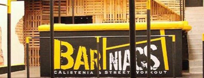 Barniacs GYM is one of CDMX deporte.