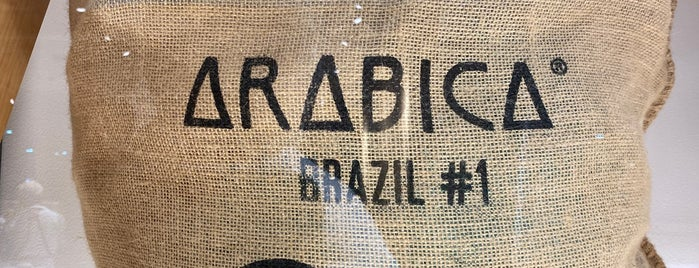 % Arabica is one of Posti salvati di Mansoor.